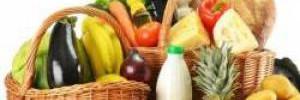 Пять вредно-полезных продуктов