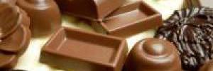 Шоколад поможет снизить холестерин