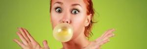 Пять самых опасных последствий употребления жевательной резинки