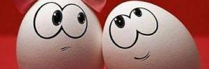 Яйца уменьшают давление