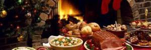 Ученые назвали пять побочных эффектов от переедания на Рождество