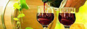Лишний вес и красное вино