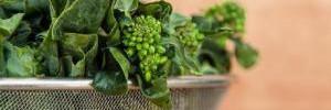 Листовые овощи способны замедлить старение