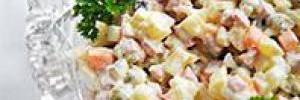 Диетологи рассказали, как сделать салат оливье полезным