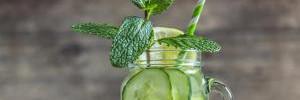 Выпить, чтобы похудеть: как приготовить воду Сасси