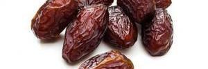 Полезные продукты на диете: финики и оливковое масло