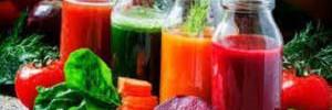 Названы самые полезные свежевыжатые соки
