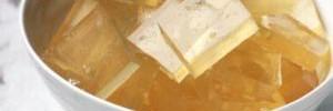 Врачи рассказали о целебных свойствах желатина