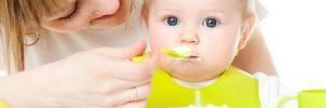 Детское питание для малышей: чему отдать предпочтение