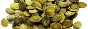 Названы целебные свойства тыквенных семечек