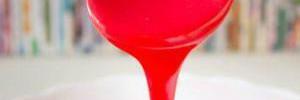 Необычный декор: как сделать цветную белковую глазурь для куличей
