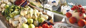 Греческая кухня: лучший маринад для овощей на гриле