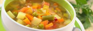 Диетический суп: минус 5 кг за неделю
