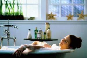 Десять причин лишний раз понежиться в горячей ванной