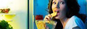 Врачи рассказали о проблеме питания в ночное время