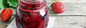 Как сварить вкусное клубничное варенье: оригинальные рецепты