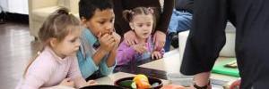 Стоит ли давать суши ребенку?