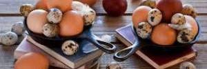 Диетологи назвали самые полезные виды яиц
