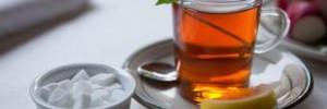 Чай с сахаром ― не самое лучшее сочетание