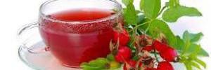 Диетологи рассказали о пользе чая из шиповника