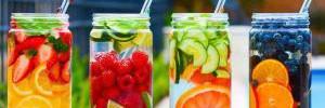 Эти напитки лучше всего подходят для очистки организма и похудения