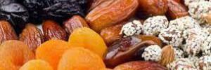 Названы главные опасности употребления сухофруктов