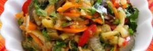 Просто и вкусно: Татьяна Литвинова поделилась рецептом любимого одесского салата