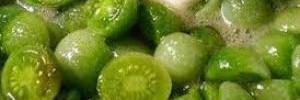 Летнее хобби: необычные варенья из овощей