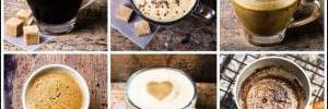 Доброе утро: 7 необычных рецептов кофе