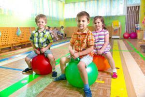 Можно ли детям в спортзал