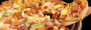 Где и когда была придумана пицца на толстом тесте?