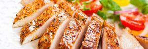 3 диетических рецепта с куриным филе