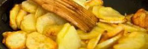 Как ни в коем случае нельзя жарить картошку: на сале или на масле
