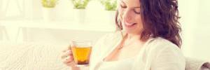 О безопасности чая во время беременности