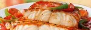 6 вкусных идей с рыбой к ужину