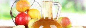 Яблочный уксус — средство против повышенного сахара и холестерина