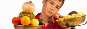Как заставить подростка есть