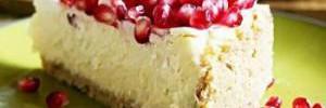 Нежный десерт: пирог с красной смородиной на кефире