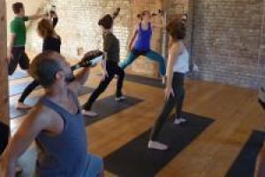 Пивная йога