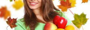 Осенняя экспресс-диета