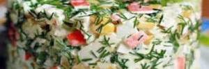 Топ-5 салатов, которые готовятся за 10 минут (РЕЦЕПТЫ)