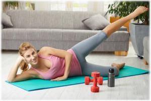 Занятия спортом до завтрака сжигают вес быстрее