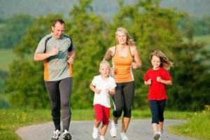 Час пробежки в неделю продлит жизнь на 6 лет