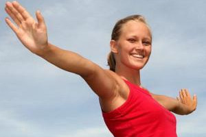 Гимнастика для молодых мам: советы