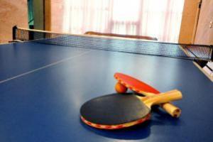 В чем польза настольного тенниса?