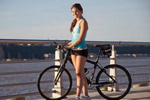 Как велосипед может заменить тебе фитнес-центр