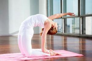 Достижение равновесия и гармонии тела