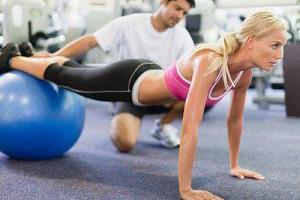Вопрос тренеру по фитнесу