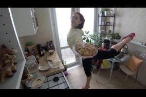 Как тренироваться на кухне