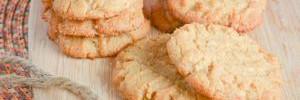 Арахисовое печенье (без выпечки)